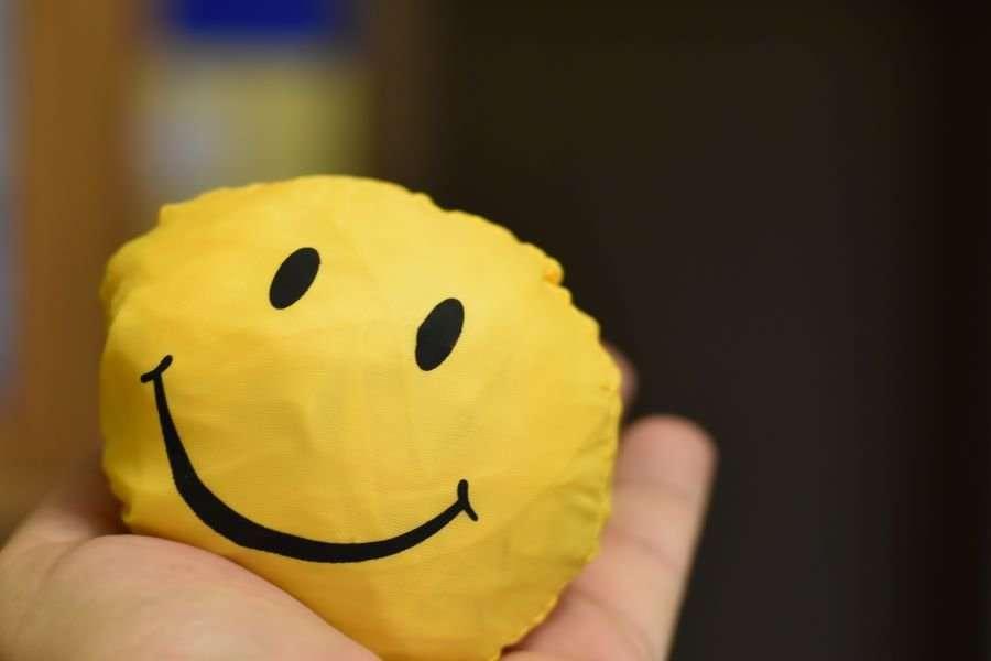 sorridere alla vita