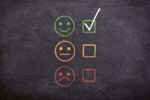 esercizi di pensiero positivo